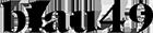 Blau49 Logo